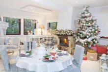 izba świąteczna
