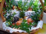 Zwyczajem naszych dziadków i rodziców dokonujemy Błogosławieństwa świątecznych pokarmów