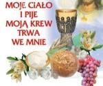 Czcimy dzisiaj Najświętszy Sakrament – trwa Uroczystość Najświętszego Ciała i Krwi Pańskiej.