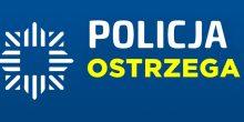 Policja przypomina – Nie zatrzymasz się do kontroli policyjnej – popełniasz przestępstwo.