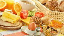 Pamiętaj, że – śniadanie to najważniejszy posiłek dnia.