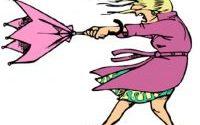 UWAGA: Będzie silnie wiało a wiatr przyniesie ziąb.