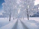 Zima wróciła i trochę potrwa!