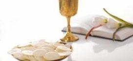 W naszej parafii przypada dzisiaj dzień udzielania Sakramentu I Komunii Świętej.