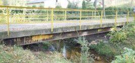 Od dzisiaj ( 20.11.2017 r. ) rozpoczyna się remont mostu na Wierzbniku w przysiółku Brantolka.