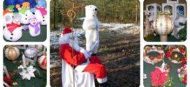 Św. Mikołaj i kiermasz bożonarodzeniowy na rudzkiej kolejce już 8 grudnia br. Zapraszamy.