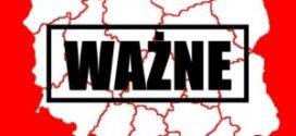 WAŻNE! No i mamy! W Rybniku, powicie rybnickim, Jastrzębiu i Wodzisławiu wracają obostrzenia związane z koronawirusem. Spoglądajmy codziennie na mapę powiatów i miejsc gdzie obowiązują obostrzenia!